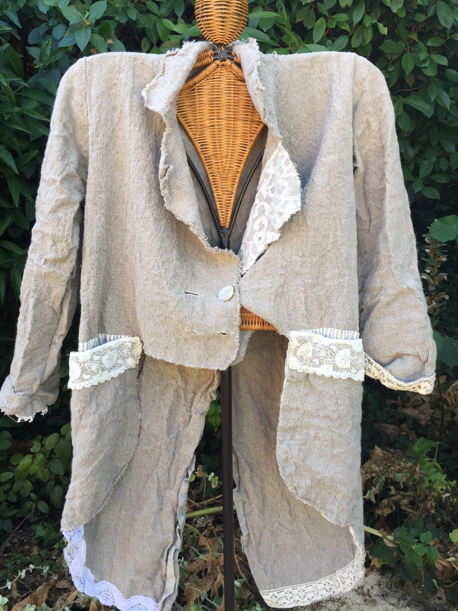 Блуза в стиле бохо как сшить