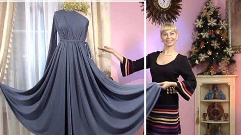 Платье за один вечер своими руками 34