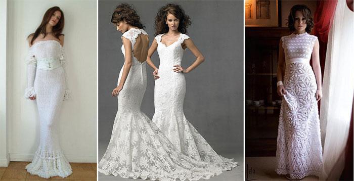 Как сшить свадебное платье просто так 961